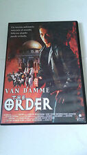 "DVD ""THE ORDER"" JEAN CLAUDE VAN DAMME"