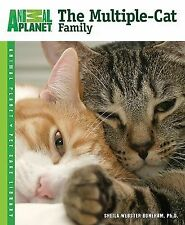 The Multiple-Cat Family (Animal Planet Pet Care Library)-ExLibrary