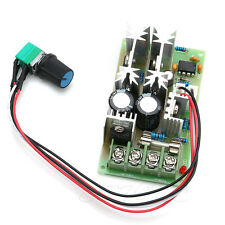 1pc 20A Universal DC10-60V PWM HHO RC Motor Speed Regulator Controller Switch