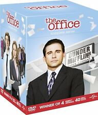 THE OFFICE Complete Season Series 1 2 3 4 5 6 7 8 & 9 Collection Boxset NEW DVD