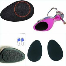 553- Anti Slip Heel Pad Self Adhesive Stick Grip Foot Care Shoe Friction NonSlip