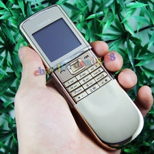 Nokia 8800 Sirocco 8800D 8800SE Cellular Mobile Cell Phone Original Gold & Gifts