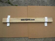 See-safe Security Door 2x4 Board Complete Set