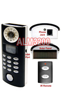 Motion Alarm Camera + Solar Panel + Night Vision + DVR Recording + Auto CallOut