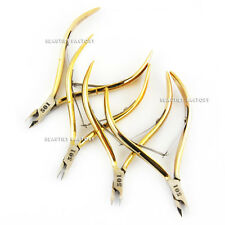 4 x Sharp and Strong Cuticle Nail Nipper Manicure (63Bx4)