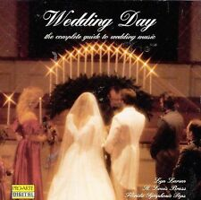 "WEDDING DAY: Complete Guide -""Bridal Chorus"" etc (CD) FLORIDA SYM POPS, AZZOLINA"