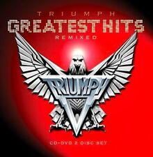 Triumph: Greatest Hits Remixed - Triumph (2010, CD NEUF)