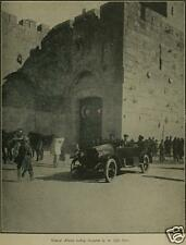 "British Army General Allenby Jaffa Gate Jerusalem World War 1, 5x4"" Photo 1"