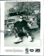 Uncle Kracker Top Dog Records Lava & Atlantic Original Press Photo