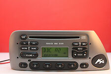 Ford Ka 6000 cd radio reproductor estéreo código 2000 2001 2002 2003 2004 2005 2006 2007