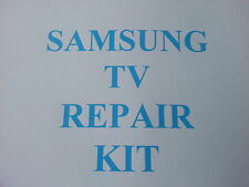 "BUSH 27"" / 32"" TV REPAIR KIT IDLCD27TV006 + MANY MORE"