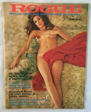 June 1969 Rogue Magazine Risque Nude Adult Pinup