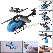 3.5CH Micro enfant Télécommande Micro Mini hélicoptère Modèle d'aéronef 3 canal