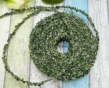10m buchsbaumbeerengirlande (0,54 €/m) guirnalda boj grüngirlande comunión