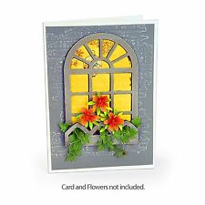 Sizzix Thinlits Conservatory Window set #658850 Retail $19.99 2 AWESOME Dies!