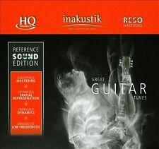 Reference Sound Edition-Great Guitar Tunes  CD NEW