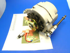1955-62 Ford Y-BLOCK Generator to Alternator Conversion 100 AMP 12V.