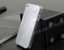 Titanium Alloy Metal Ultra Thin Case For iPhone 4 4s iPhone Case - Silver