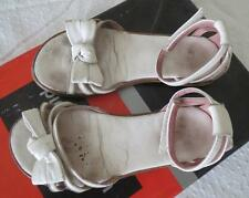 Chaussures Sandales Nu Pieds Blanches JACADI Taille 29