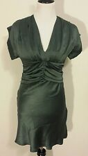 Love Moschino Dress Size 6 Green Cocktail Party Dress