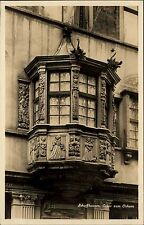 Schaffhausen Schweiz Suisse AK ~1920/30 Erker zum Ochsen Haus Edition Photoglob