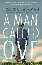 A Man Called Ove: A Novel by Fredrik Backman (Paperback) (Reprint edition)