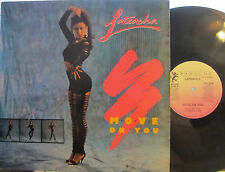 "► Lateasha - 12"" Move on You (5 mixes) (sexy pics)"