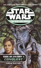 Conquest: Edge of Victory I (Star Wars, The New Jedi Order #7)-ExLibrary