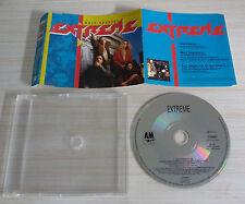 RARE CD MAXI 3 TITRES EXTREME HOLE HEARTED MORE THAN WORDS SUZI 1991