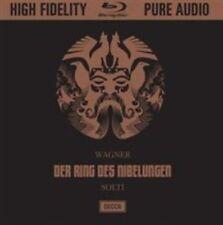 Wagner: Der Ring des Nibelungen [Blu-ray Audio], Sir Georg Solti, New Blu-ray