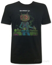 Dinosaur Jr.- Owlman Apparel T-Shirt L - Black