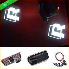 LED Tür Beleuchtung Vw Passat Tiguan Sharan Golf Jetta Cc Eos Warnleuchte R Logo