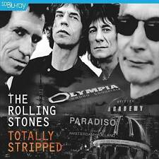 The Rolling Stones: Totally Stripped (Blu-ray Disc, 2016, CD/Blu-ray)