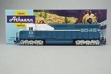 HO Scale Athearn Model Train 4167 EMD Demonstrator SD45 Diesel Locomotive #4353