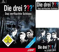 DIE DREI ??? FRAGEZEICHEN PC Das verfluchte Schloss !! selten für PC