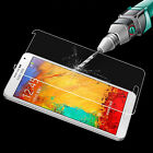 2 X Samsung Galaxy Note 2 Tempered Glass Screen Protector Touch Sensitive Clear
