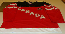 Team Canada 2015 World Juniors XS Hockey Jersey IIHF 100th Anniversary