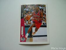 Stickers UPPER DECK Collector's choice 1996 - 1997 NBA Basketball N°122