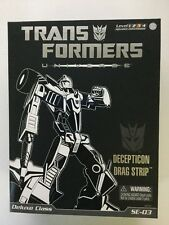 Transformers Universe Deluxe Class Drag Strip SE-03