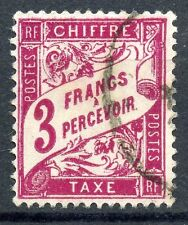 PROMO / TIMBRE FRANCE TAXE  N° 42A OBLITERE