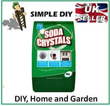 1kg Soda Crystals Granular Form Household Cleaning Soda Crystals For Drain