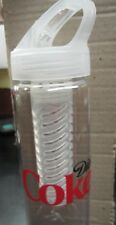 Diet Coke Tumbler 25 oz  w/ Infuser chamber - OFFICIAL PRODUCT