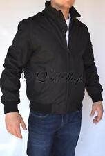 New Mens Calvin Klein Black Insulated Jacket Water Repellent Coat Size Medium