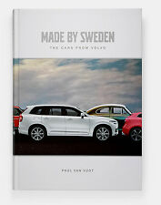 """wonderful VOLVO-PR-motorbook """"MADE BY SWEDEN - THE CARS FROM VOLVO"""" 2016"""