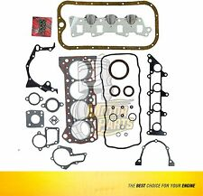 Full Gasket Set Fits 95-97 Suzuki Swift Geo Metro 1.3 L G13BA