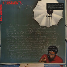 Bill Withers - + Justments (Vinyl LP - 1974 - EU - Reissue)