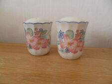 STAFFORDSHIRE CHERRY ORCHARD SALT AND PEPPER