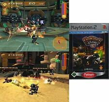 Playstation 2 RATCHET + CLANK 3 Deutsch TopZustand