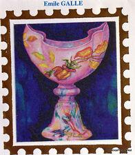 Yt2854 ART NOUVEAU EMILE GALLE   FRANCE  FDC Enveloppe Lettre Premier jour