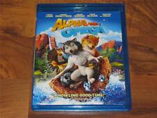 Alpha and Omega (Blu-ray, 2011, Blu-Ray Disc Only)
